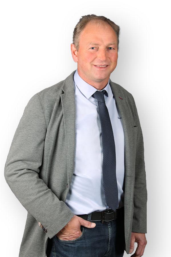 Vorstand Uwe Sieckmann